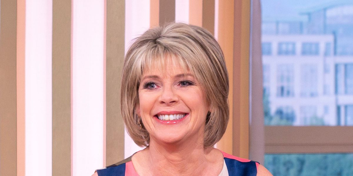 Ruth Langsford's stunning shirt dress is helping save the planet