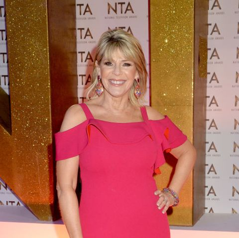 ruth langsford shares pregnant throwback picture on instagram