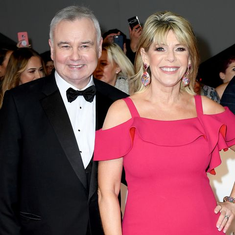 ruth langsford shares adorable wedding anniversary tribute to eamonn holmes