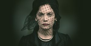 Ruth Wilson asMrs Wilson