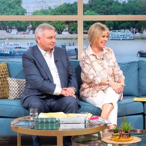 'This Morning' TV show, London, UK - 30 May 2019