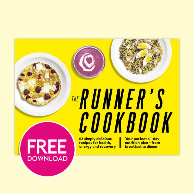 download your runner's world cookbook