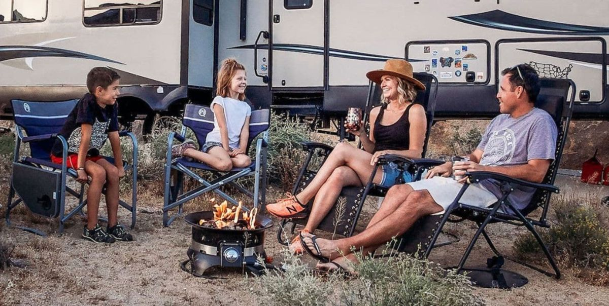 It's Not Too Late to Take a Camper Van Vacation, Even If You Don't Have an RV