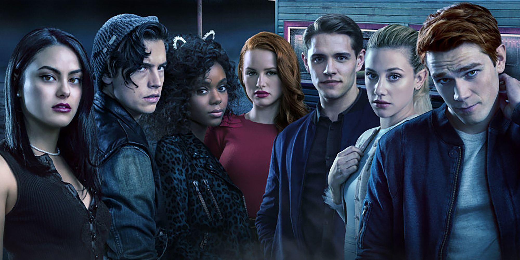 Not everything in 'Riverdale' is a mystery—anymore.