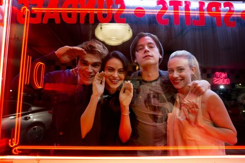 Which 'Riverdale' Character Are You? - Riverdale Character