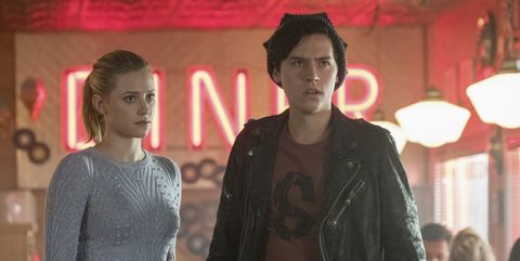 Riverdale Recap Dark Betty Cooper And Fp Jones Return