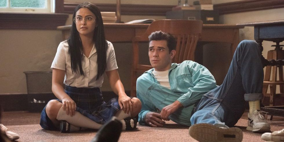 First Look At Riverdale Cast Playing Their Parents In The