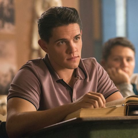Interview with Casey Cott