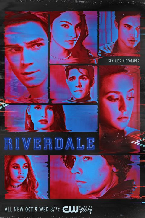 "New ""Riverdale"" Poster Gives Fans Hints on What to Expect in Season Four"