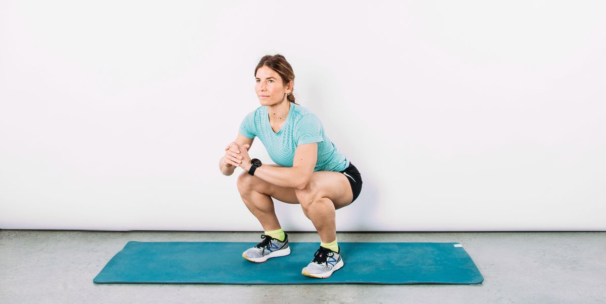 A Squat Is One of the Most Functional Exercises Ever—Here's How to Master It
