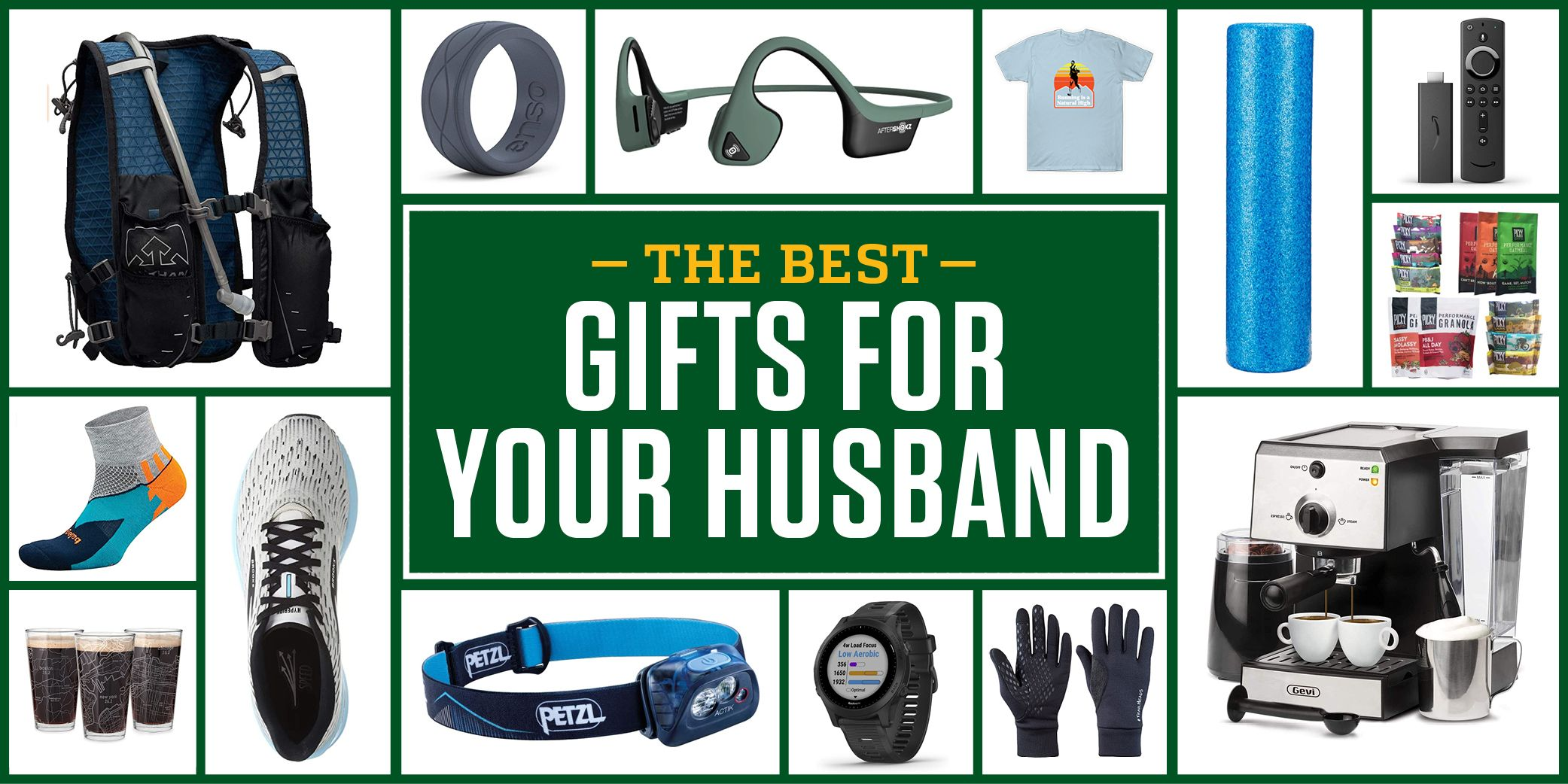 The 25 Best Runnings Gifts You Can Buy for Your Husband