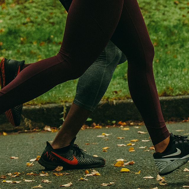 pain during marathons study