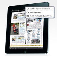 Media: RW on iPad