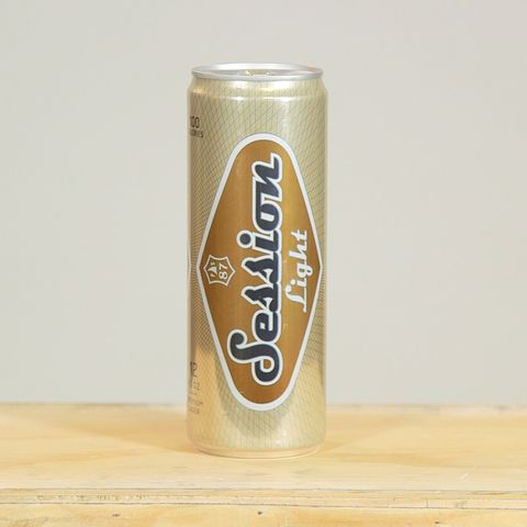 Session Light low calorie beer