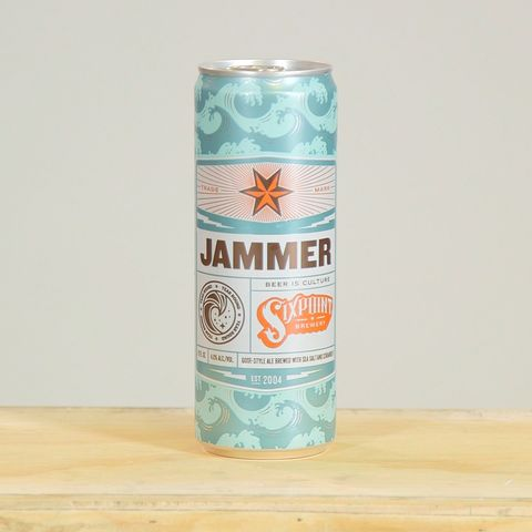 Sixpoint Brewing Jammer