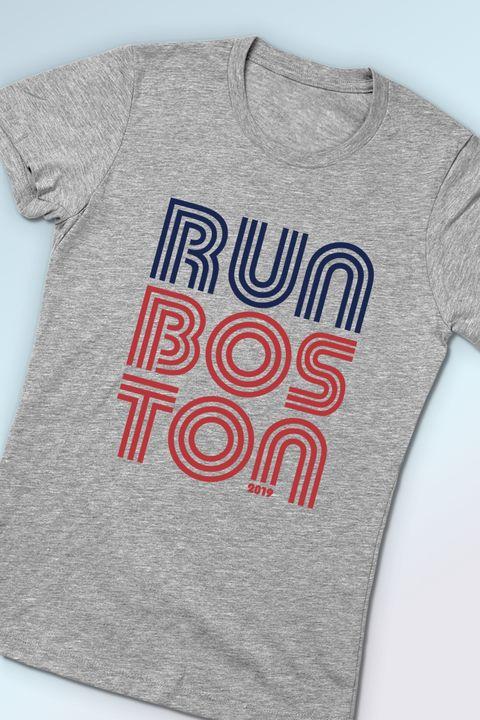 5c100bd3e51 Run Boston T-Shirt. Run Boston