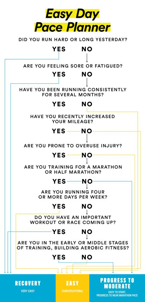 Recovery Run   How Fast Should I Run on Easy Days?