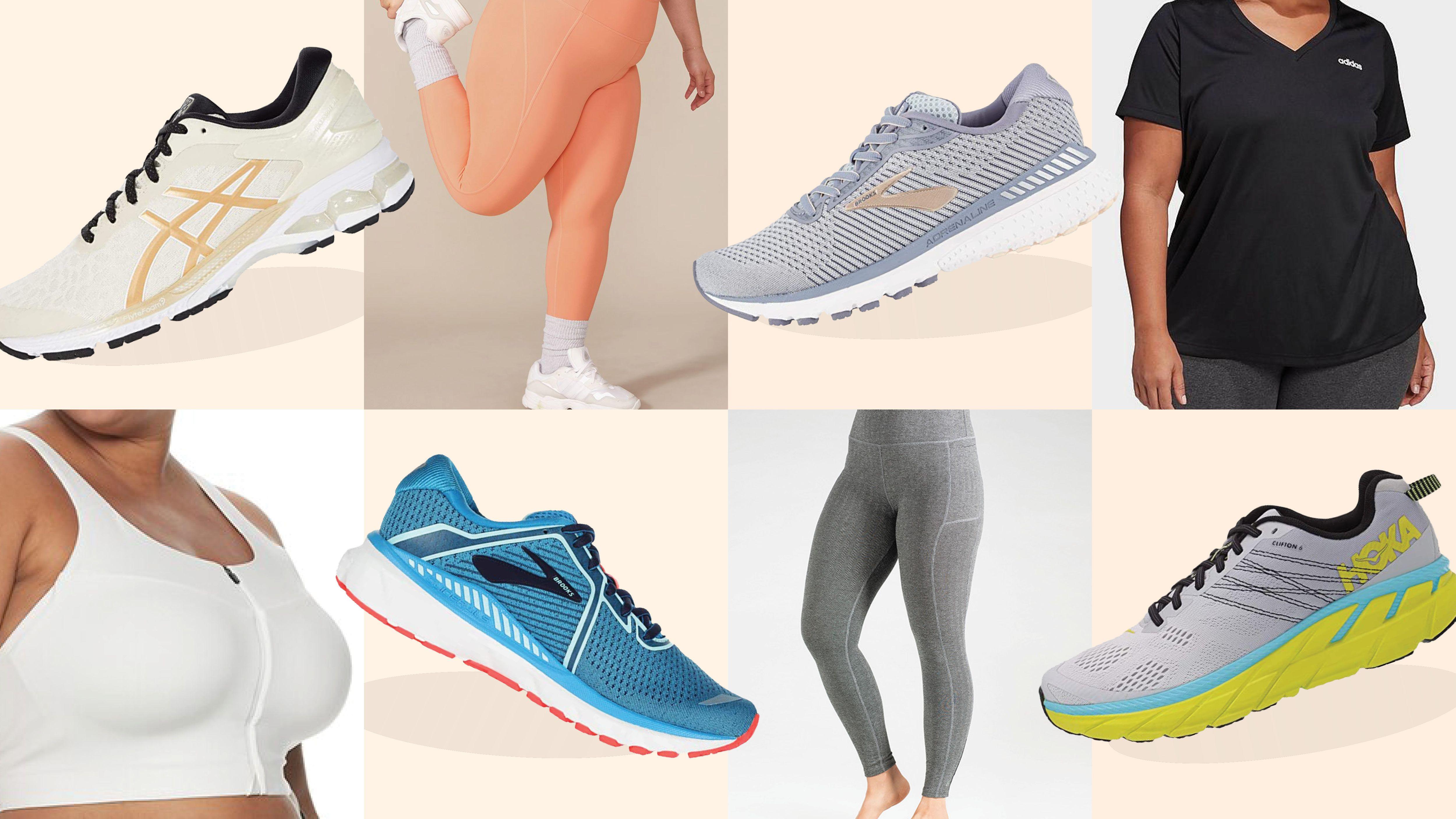 Workout Clothes for Plus-Size Women