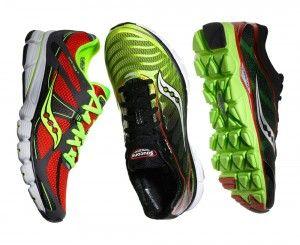 Saucony's New Zero-Drop Shoe   Runner's