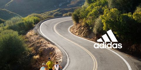 Adidas marathon tips test article