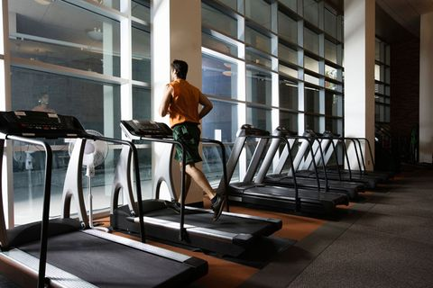 Bart Yasso's Top Three Treadmill Workouts