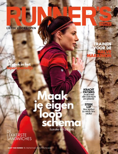 Runner's World maart 2019