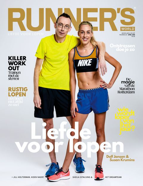 Runner's World april 2019