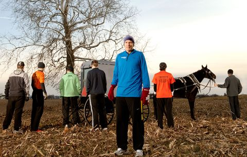 Amish A Secret Life Nederlands.Running With The Amish Runner S World