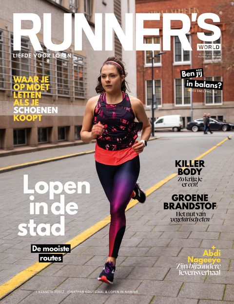 Runner's World mei 2019