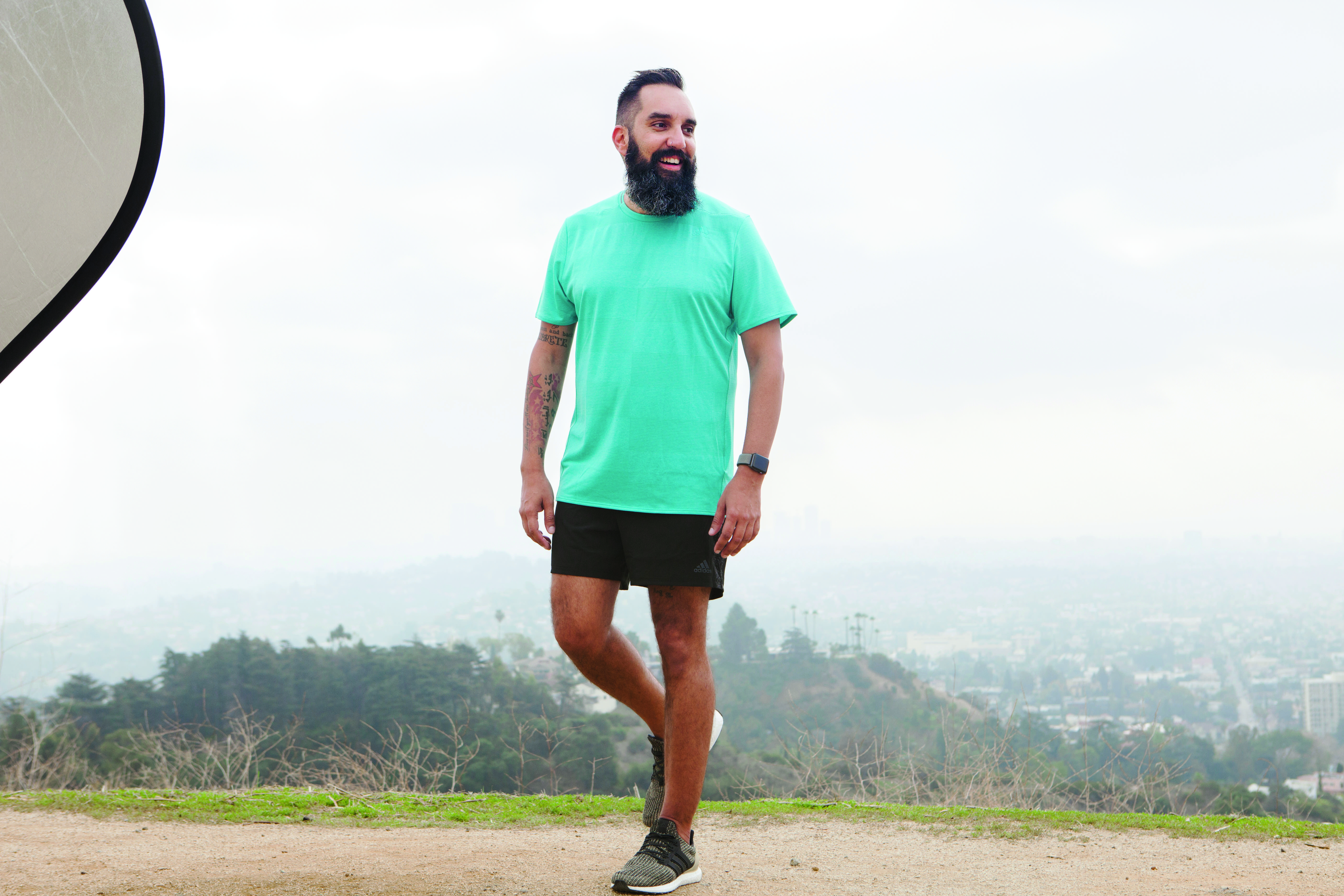 How Running Helped Me Cope After an HIV Diagnosis