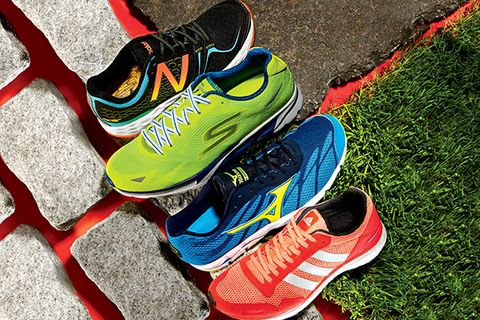 Runner's World 2016 Summer Shoe Guide