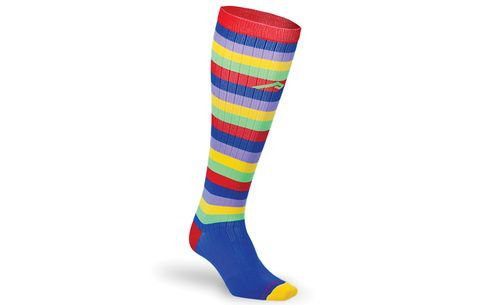 Multicolor Stripe socks