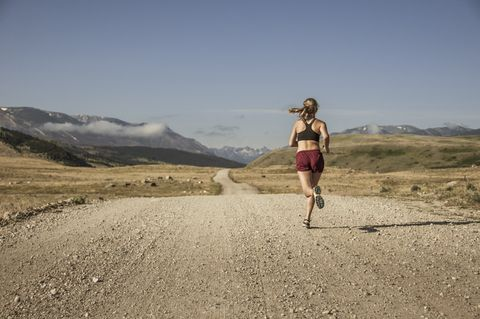 Four Ways to Enjoy Long Runs