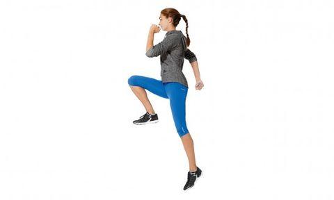 Clothing, Leggings, Standing, Shoulder, Leg, Jeans, Waist, Joint, Electric blue, Arm,
