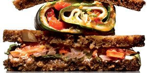 Ravenous Runner Sandwiches with 300x150