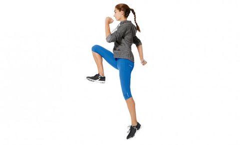 Clothing, Shoulder, Jeans, Blue, Denim, Standing, Leggings, Electric blue, Leg, Waist,