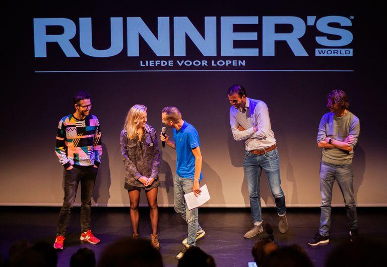 Runner's World 03 december 2019: Ik laat mijn vader achter