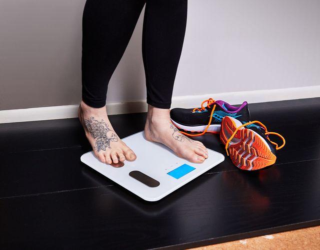 ideal running weight