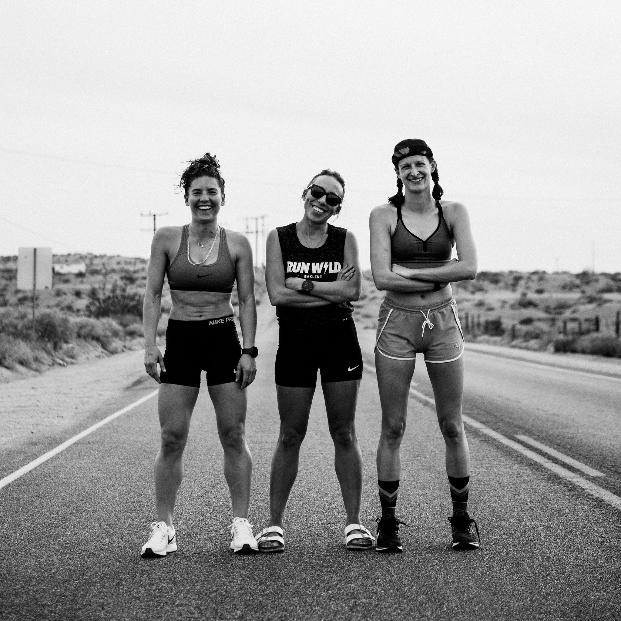 The Key to Running Success? Rally Your Squad