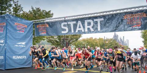 Running, Marathon, Long-distance running, Outdoor recreation, Recreation, Sports, Athlete, Half marathon, Individual sports, Duathlon,