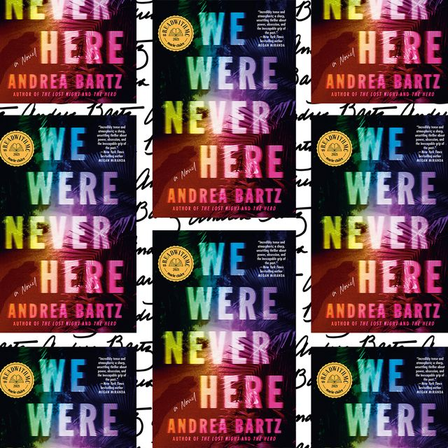 andrea bartz we were never here
