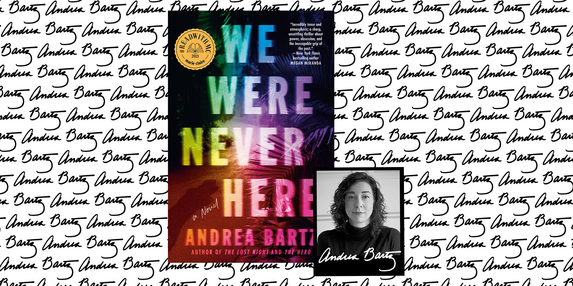 'We Were Never Here' Is Our August Book Club Pick