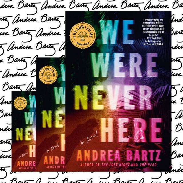 we were never here andrea bartz