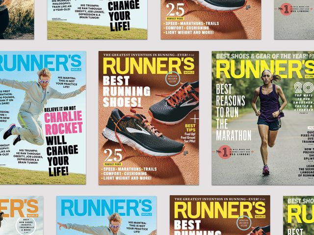 cd91a68c11f Runner s World Magazine - How to Subscribe and Manage Your Subscription