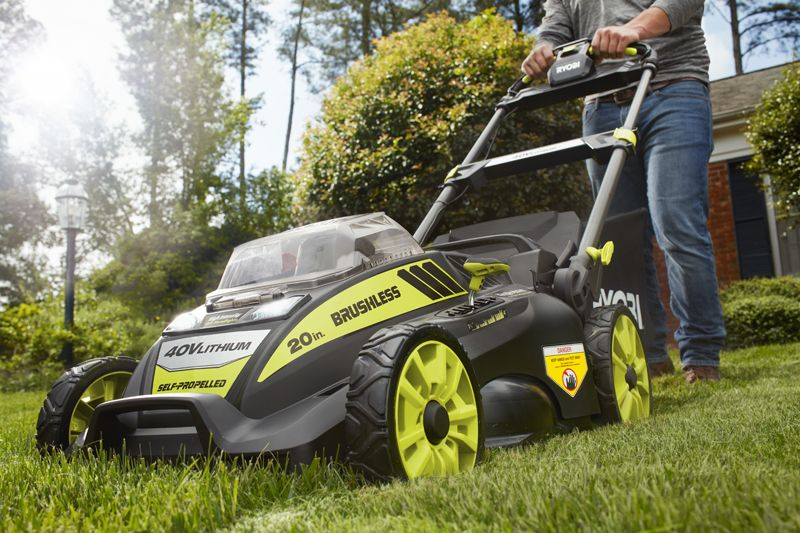 Best Battery Lawn Mower 2019 6 Best Electric Lawn Mowers of 2019   Battery Lawn Mower Reviews