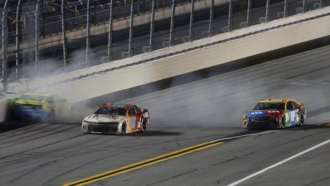 nascar cup series busch clash at daytona