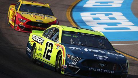 NASCAR Cup Series FanShield 500 - Practice