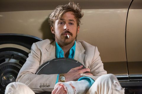 dos buenos tipos ryan gosling película netflix ellees