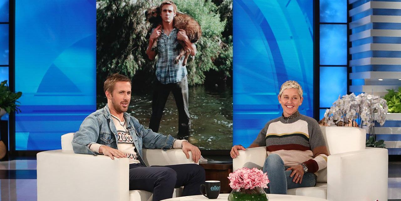 Ryan Gosling Talking About His Dead Dog Is Literally Too Much to Handle