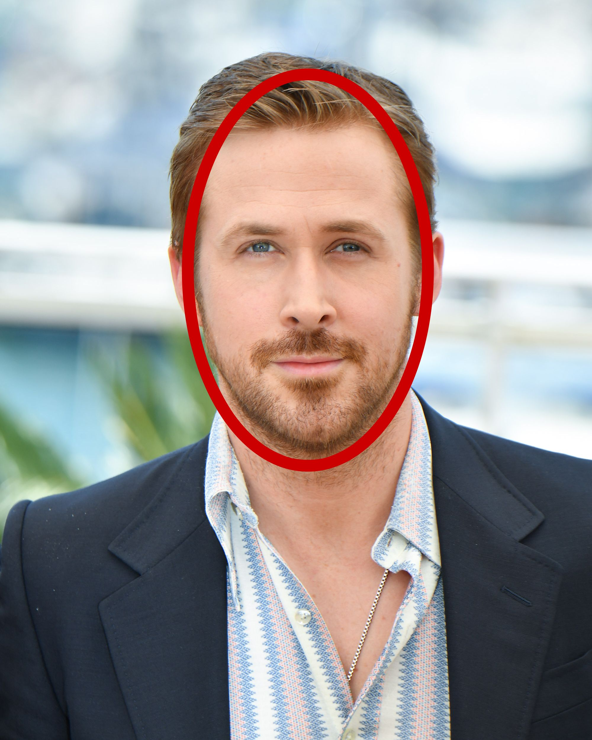 ryan gosling, ryan gosling oval face, man face oval, as is the oval face